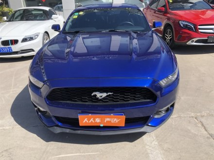 Mustang 2015款 2.3T �\�影�