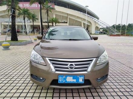 轩逸 2014款 1.6XV CVT尊享版