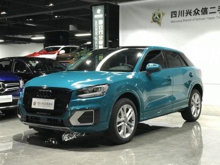 �W迪Q2L 2018款 35 TFSI 豪�A致雅型 ��V