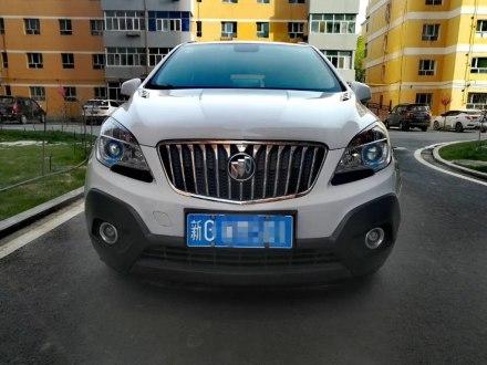 昂科拉 2016款 18T 自动两驱都市领先型