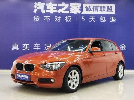 宝马1系(进口) 2013款 改款 116i 领先型