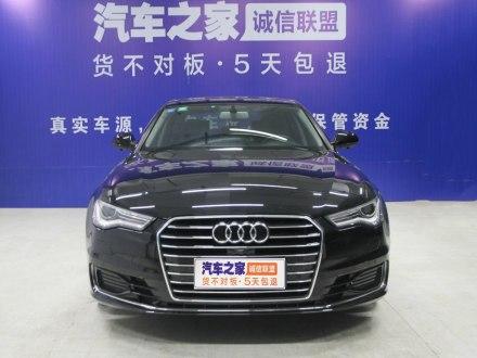 奥迪A6L 2017款 30 FSI 舒适型
