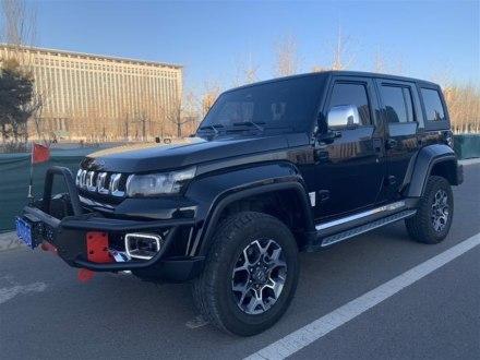 北京BJ40 2018款 PLUS 2.3T 自动四驱环塔冠军版