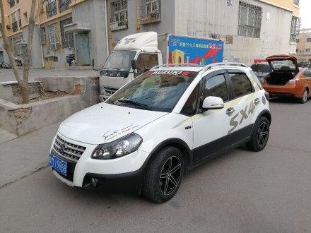 天语 SX4 2012款 1.6L 手动锐骑型