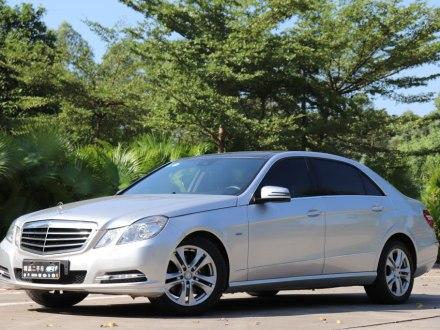 奔驰E级 2011款 E 260 L CGI时尚型