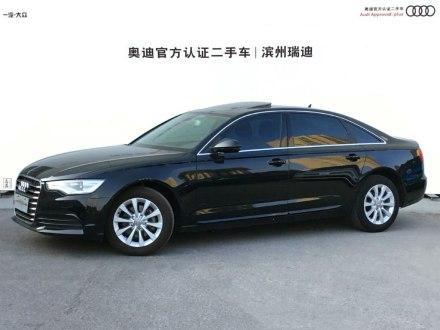 �W迪A6L 2014款 TFSI 舒�m型