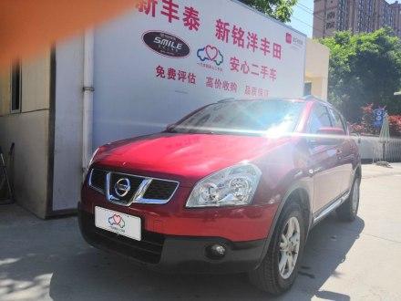 逍客 2012款 2.0XL 火 6MT 2WD