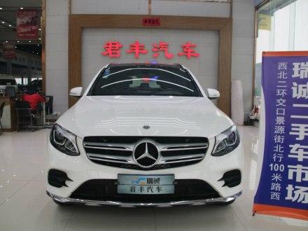 奔驰GLC 2019款 GLC 260 L 4MATIC 动感型