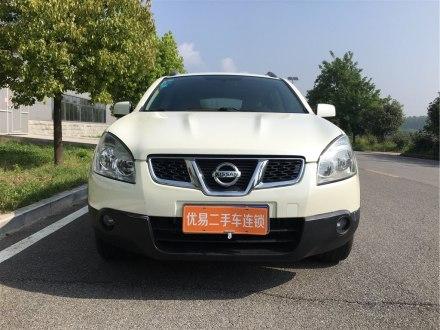 逍客 2012款 2.0XL 火 CVT 2WD
