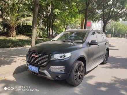 哈弗H8 2017款 2.0T 汽油四�智享型