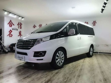 瑞风M5 2014款 彩旅 2.0T 汽油自动商务版