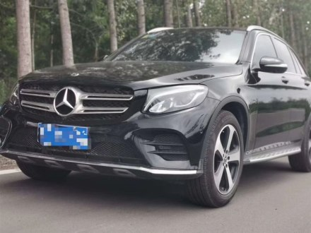 奔驰GLC 2018款 改款 GLC 260 4MATIC 豪华型