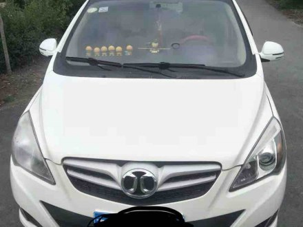 北京汽车E系列 2012款 两厢 1.3L 手动乐活版