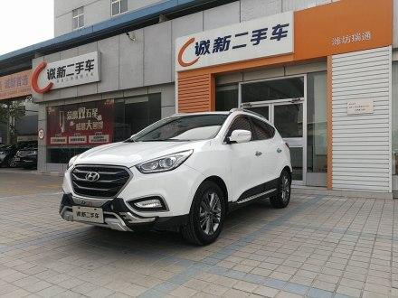 北京现代ix35 2013款 2.0L 自动两驱舒适型GL 国IV