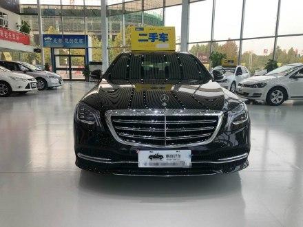 奔驰S级 2019款 S 350 L 豪华型