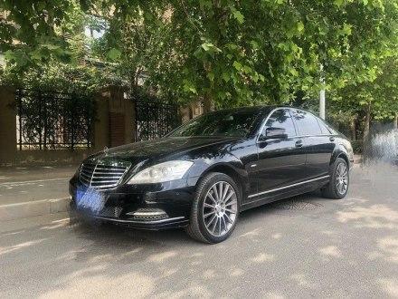 奔驰S级 2012款 S 300 L 豪华型 Grand Edition