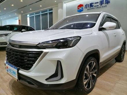 BEIJING-X3 2019款 1.5T CVT星耀版