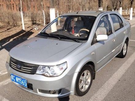 威志 2011款 三厢 1.5L 手动标准型