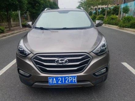北京现代ix35 2013款 2.0L 自动两驱智能型GLS 国IV