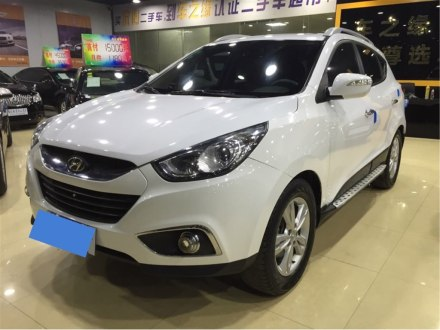 北京�F代ix35 2010款 2.0L 自��沈�精英版GLS