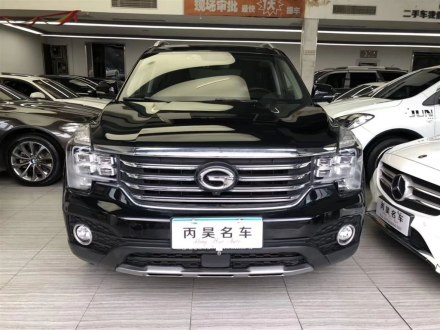 传祺GS7 2017款 320T 两驱豪华智联型