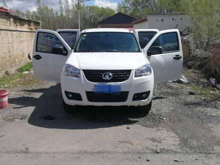 风骏5 2011款 2.2L财富版 两驱小双排GW491QE