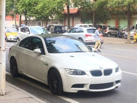宝马M3 2011款 M3双门碳纤顶版