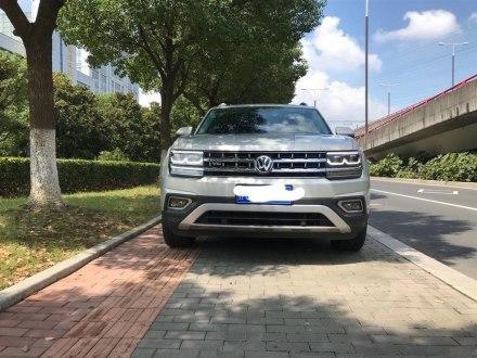 途昂 2017款 530 V6 四驱至尊旗舰版