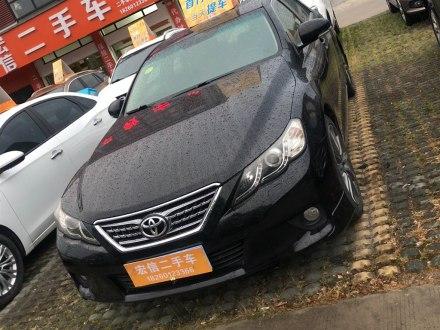 锐志 2012款 2.5V 风度菁英炫装版