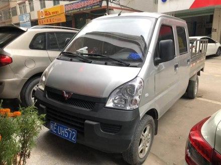 五菱荣光小卡 2012款 1.5L双排基本型L3C