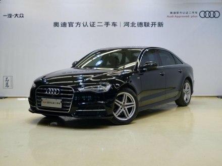 �W迪A6L 2018款 30周年年型 30 FSI �L尚型
