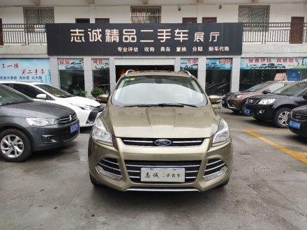 翼虎 2013款 1.6L GTDi �沈��L尚型
