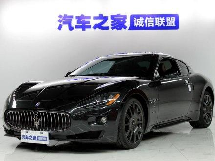 GranTurismo 2013款 4.7L Sport Automatic