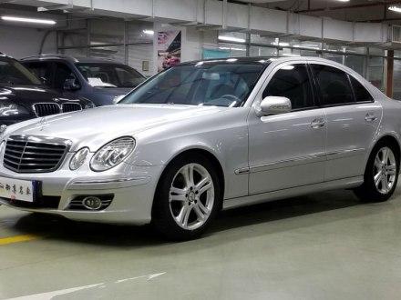 奔驰E级 2007款 E 280 时尚型