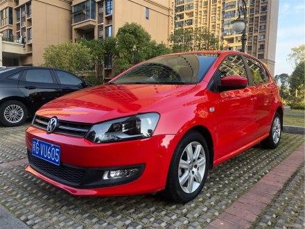 Polo 2013款 1.6L 自动舒适版