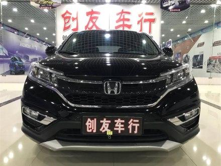 本田CR-V 2016款 2.0L 两驱经典版