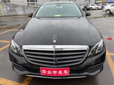 奔�YE� 2018款 改款 E 200 L