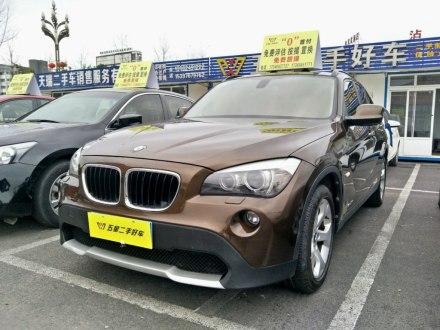 宝马X1(进口) 2012款 sDrive18i豪华型