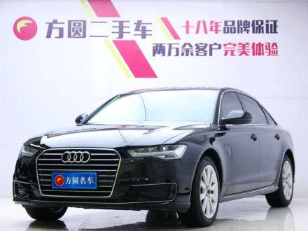 奥迪A6L 2018款 30周年年型 TFSI 进取型