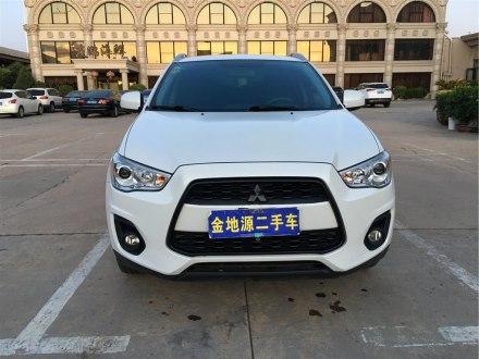 劲炫ASX 2013款 2.0L CVT两驱精英版