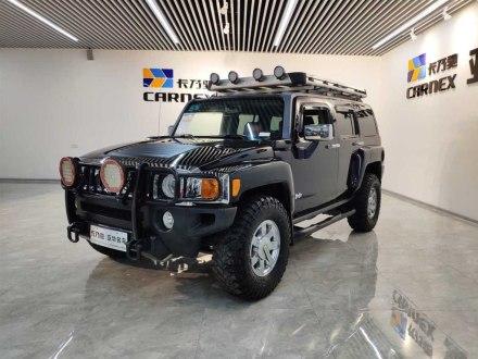 悍�RH3 2008款 H3 ALPHA 5.3