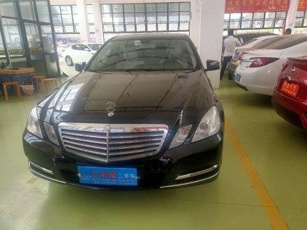 奔�YE� 2012款 E 200 L CGI��雅型