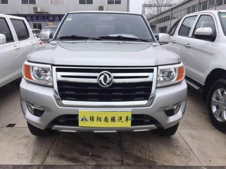 锐骐皮卡 2018款 2.5T柴油四驱豪华型长货箱ZD25T5