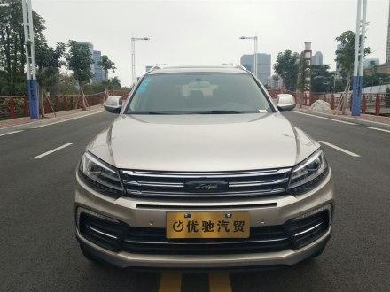 众泰T600 Coupe 2017款 1.5T ?#36828;?#23562;享型