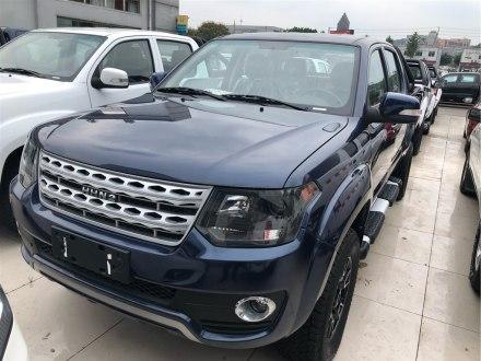 黄海N2 2018款 2.8T两驱柴油至尊版
