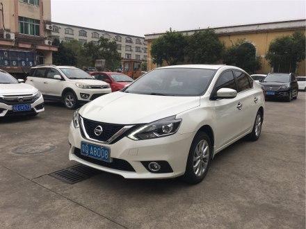 轩逸 2016款 1.6XL CVT豪华版
