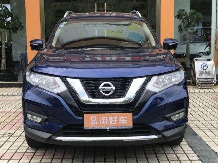 奇骏 2017款 2.0L CVT七座舒适版 2WD