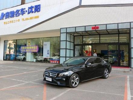 奔驰E级 2018款 改款 E 300 L 运动豪华型