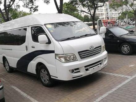 威麟H5 2011款 2.0T商务豪华型