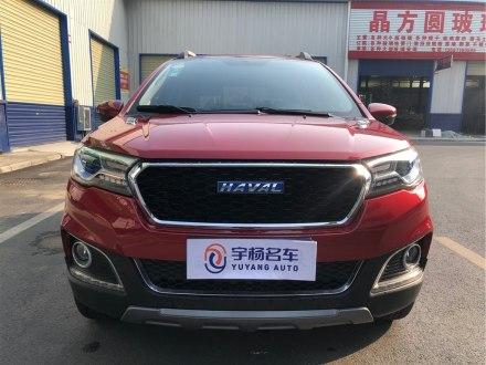 哈弗H1 2017款 蓝标 1.5L AMT豪华型